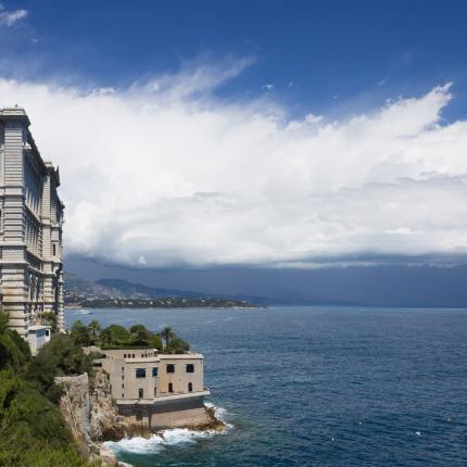 Musée Océanographique, Monaco