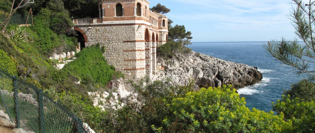 Sentier du Corbusier - Chemin des douaniers, Roquebrune Cap Martin